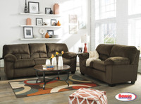 95403 Dailey Chocolate Living Room