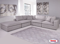 5018 Spring Filler Sectional Living Room