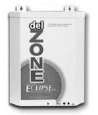 DEL OZONE | 120 VOLT, NO PARTS BAG | ECT-4-16