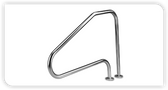 INTER-FAB | HANDRAIL DM 4 BEND EARTH | D4D049-3 (D4D049-3)