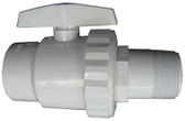 HAYWARD | BALL - TYPE DRAIN VALVE W/NIPPLE | SP723