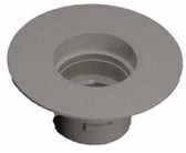 A & A MANUFACTURING CLEANING HEADS | TURBO CLEAN ADAPTOR ONLY, GRAY | 556551