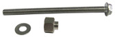 HAYWARD | SCREW W/NUT AND WASHER,-F/CLAMP | SPX560EA