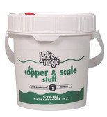 JACK'S MAGIC SCALE CHEMICALS | 10# STAIN SOLUTION #2 | JMCOPPER10