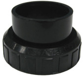 WATERCO | 2 (50MM) UNION HALF WITH O-RING | 634024BLK