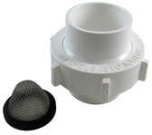 "AUTO PILOT | 2"" SLIP X 2"" SLIP UNION WITH STRAINER USED ON PLUMBING MANIFOLD NUT OD, 4 1/8"" 