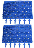 LESLIES   RUBBER BRUSHES W/ 3288-023   3014B