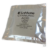 POOL SPA WATER TESTING LAMOTT | CYANURIC ACID UDV CASE ONLY | 4313-J