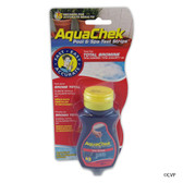 AQUA CHEK | AQUACHEK RED TEST STRIPS 4-1 BROMINE | AQUA CHEK | AQUA CHECK | 521252A | 521525