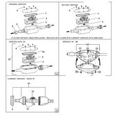 POLARIS | MECHANISM ONLY, DOUBLE ACTING BACK-UP VALVE FOR G59 & G60 | G65