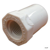"PVC LASCO | 1/2""x1/4"" RED BUSHING SPxF 