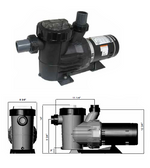 ASTRAL | SINGLE SPEED UP-RATED PUMPS | IGP2025