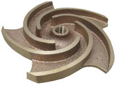 WET INSTITUTE | IMPELLER, BRASS, 1 HP | 34-050-300-1HP