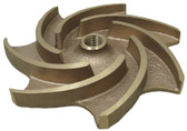 WET INSTITUTE | IMPELLER, BRASS, 2 HP | 34-050-300-2HP