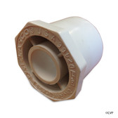 "PVC LASCO | 1-1/2""x1/2"" RED BUSHING SPxS 