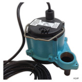 SUMP PUMPS | SUBMERSIBLE POOL AND SPA SUMP PUMP | 6-CIM-R .3HP 115V 25'CD | BIG JOHN | 506274