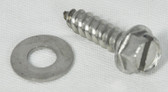 WATERWAY | SCREW SLOT HEX WASHER 1/4 X 1 1/4 | 819-0013