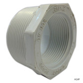 "PVC LASCO | 2""x1-1/2"" RED BUSHING MxF 