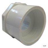 "PVC LASCO | 2""x3/4"" RED BUSHING SPxS 
