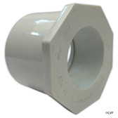 "PVC LASCO | 2-1/2""x1-1/2"" RED BUSHING SPxS 