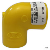 "GEORG FISCHER CENTRAL PLASTICS | 3/4"" SOCKET FUSION 90  ELBOW 