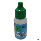 POOLMASTER | POOL SPA TEST KIT SOLUTION #4 CHLOR NEUT 1/2 OZ | 23264