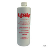 SILVER ALGAECIDE | 1 QUART SILVER ALGAEDYNE | POOL PRODUCTS PACKAGING | 47-600