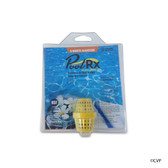 POOLRX  MINERAL PURIFIER  | POOLRX SPA UNIT 100-400 GALLON | POOL RX | 101057A YELLOW