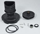 JANDY | IMPELLER & DIFFUSER WITH O-RING & SCREW, 2 1/2 HP | R0449505