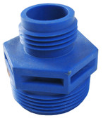 LITTLE GIANT | 1 1/4 X 3/4 GARDEN HOSE ADAPTER | 941027