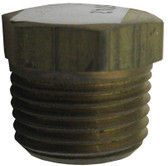 PENTAIR | PIPE PLUG, ½ NPT BRASS | U78-59D