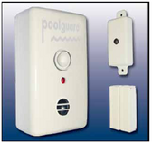 POOLGUARD | DOOR ALARM WITH WIRELESS TRANSMITTER | DAPT-WT