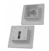 JANDY | MINIJET COVER PLATE, SCREWS, DOVE GRAY | MJ6320