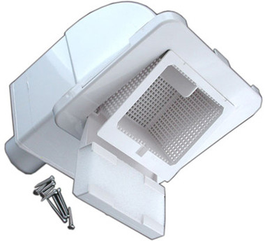 WATERWAY | COMPLETE FRONT ACCESS SKIMMER, WHITE | 510-1500