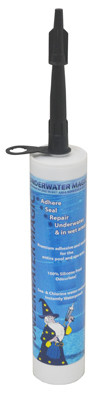 UNDERWATER MAGIC | UNDERWATER MAGIC BLACK, 290 ML TUBE SINGLE TUBE, BLACK | 6530-19