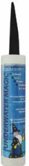 UNDERWATER MAGIC | UNDERWATER MAGIC 290 ML TUBE MIXED CASE OF 12 3- WHITE, 3-TAN, 3- BLUE, 3-GRAY | 6530-20