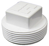 HAYWARD | PLUG ONLY WITH SQUARE HEAD, 1 1/2 MPT, WHITE | SPX1051Z1