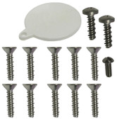 PENTAIR | SCREW KIT, STANDARD | 85009700