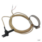 Hayward | AquaRite | AquaRite Pro | AquaPlus | Sense and Dispense | ProLogic | OnCommand | E-Command 4 | Aqua Trol | Temperature Sensor with 15' leads and hose clamp | GLX-PC-12-KIT
