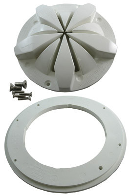 TRIODYNE | WHITE COVER WITH ADAPTOR & SCREWS | TSS-2800CK