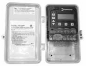INTERMATIC | STANDARD UNIT WITH 3 BUTTON REMOTE | PE153PW