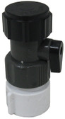 "WATERWAY | 3/4"" HOSE ON/OFF VALVE ASSY 