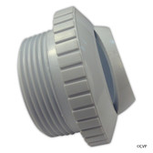 SUPER PRO | HYDROSTREAM SLOTTED WHITE, WALL RETURN EYE BALL FITTING | 25552-000-000