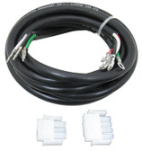 "HYDROQUIP | UNIVERSAL AMP CORD, 14/4, 96"", 4 WIRE 