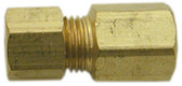 TRIDELTA | COMPRESSION FTG ADAPTER, 3/16"