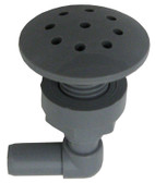 CUSTOM MOLDED PRODUCTS | ECONOMY INJECTOR, 90, GRAY | 23030-001-000