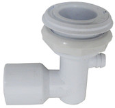 "CUSTOM MOLDED PRODUCTS | BODY, 3/4"" SLIP WATER, 3/8"" RIB BARB AIR 