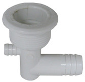 "BALBOA/PENTAIR | BODY WITH CHECK VALVE, 3/8""AIR X 3/4""BARB WATER 