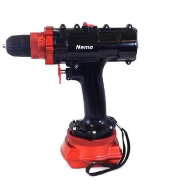 Nemo | Underwater Drill with Battery | 0225-0