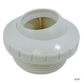 "WATERWAYS | EYEBALL FITTING 1"" WHITE BAGGED 